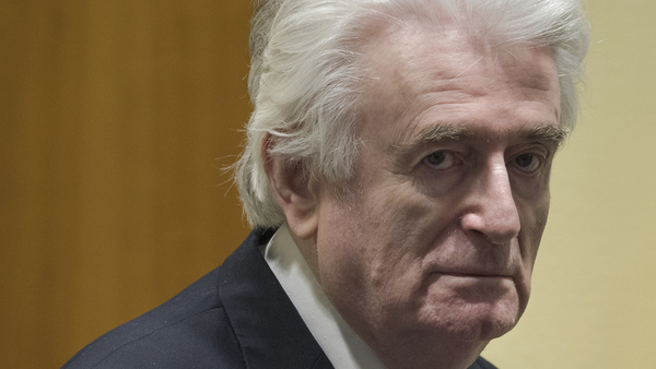 Radovan Karadzic Gets Life As Hague Court Upholds Genocide Conviction