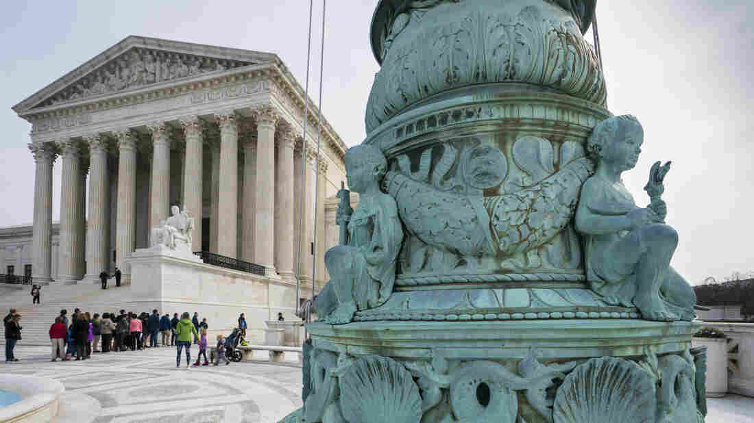 Supreme Court Justices Seem Incredulous At Repeated Racial Bias In Jury Selection