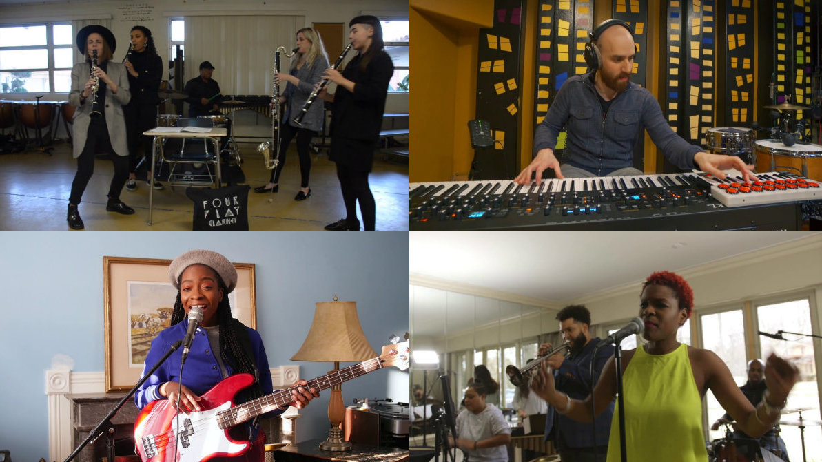 Watch The Tiny Desk Contest Entries We Love This Week