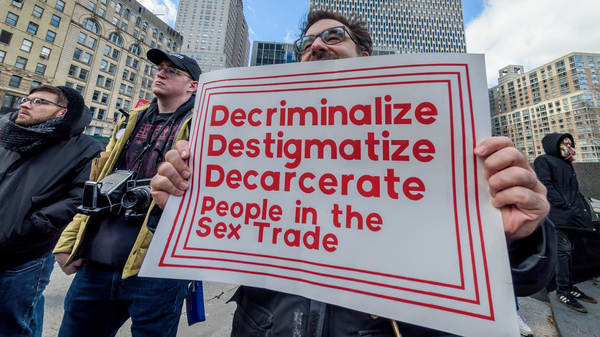 LGBTQ, immigrant rights and criminal justice reform groups, launched a coalition, Decrim NY, in February to decriminalize the sex trade in New York.