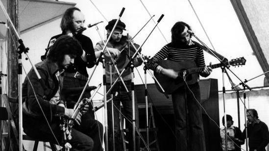 The Bothy Band, active 1974-1979, is featured on this week
