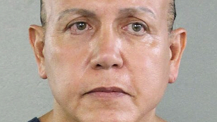 Florida Man Pleads Guilty To Charges Of Mailing Bombs To Trump Critics