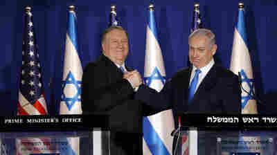 President Trump Backs Israeli Sovereignty Claim Over Golan Heights