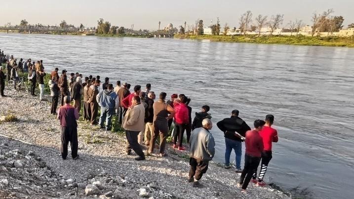 Boat Sinks In Iraq, Killing Dozens During New Year Celebration