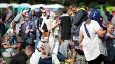 New Zealand Listens To Muslim Prayers A Week After Mosque Shootings