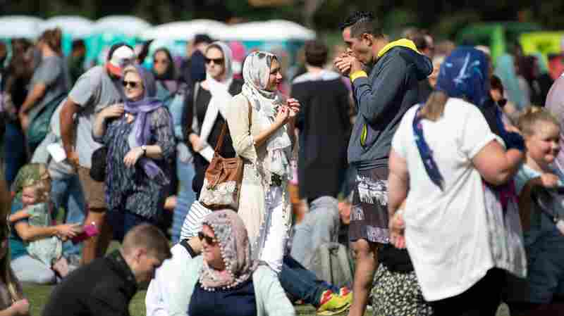 New Zealand Listens To Muslim Prayers A Week After Mosque Shootings