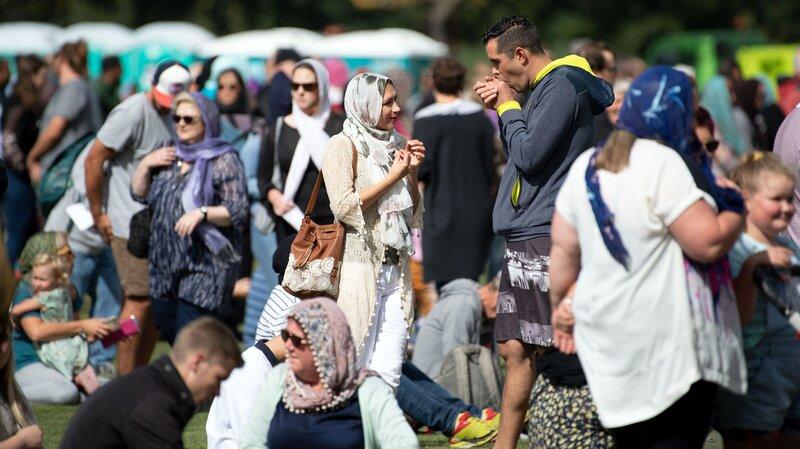 New Zealand Prime Minister Jacinda Ardern Leads Observation