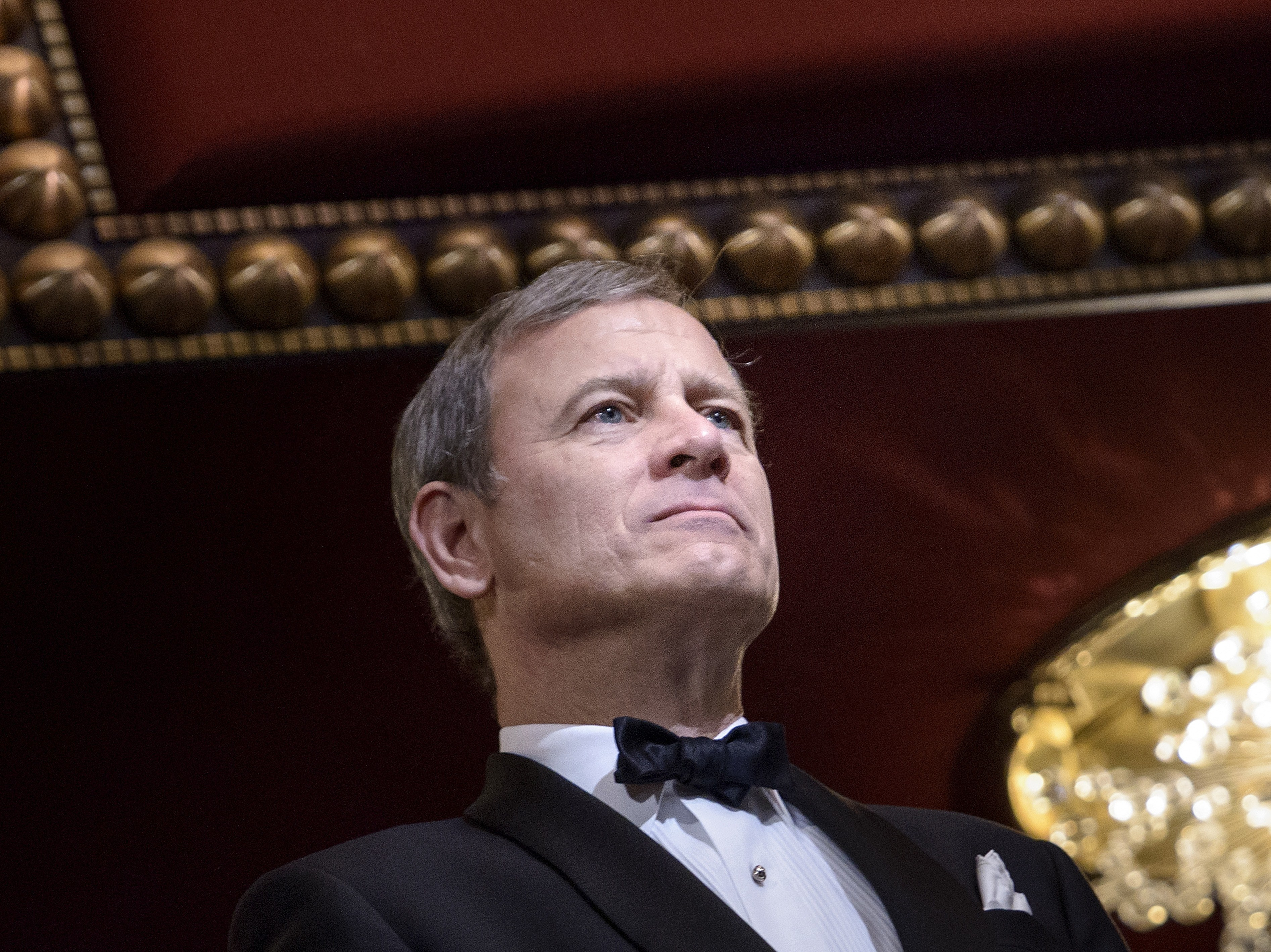 In 'The Chief,' An Enigmatic, Conservative John Roberts Walks A Political Tightrope