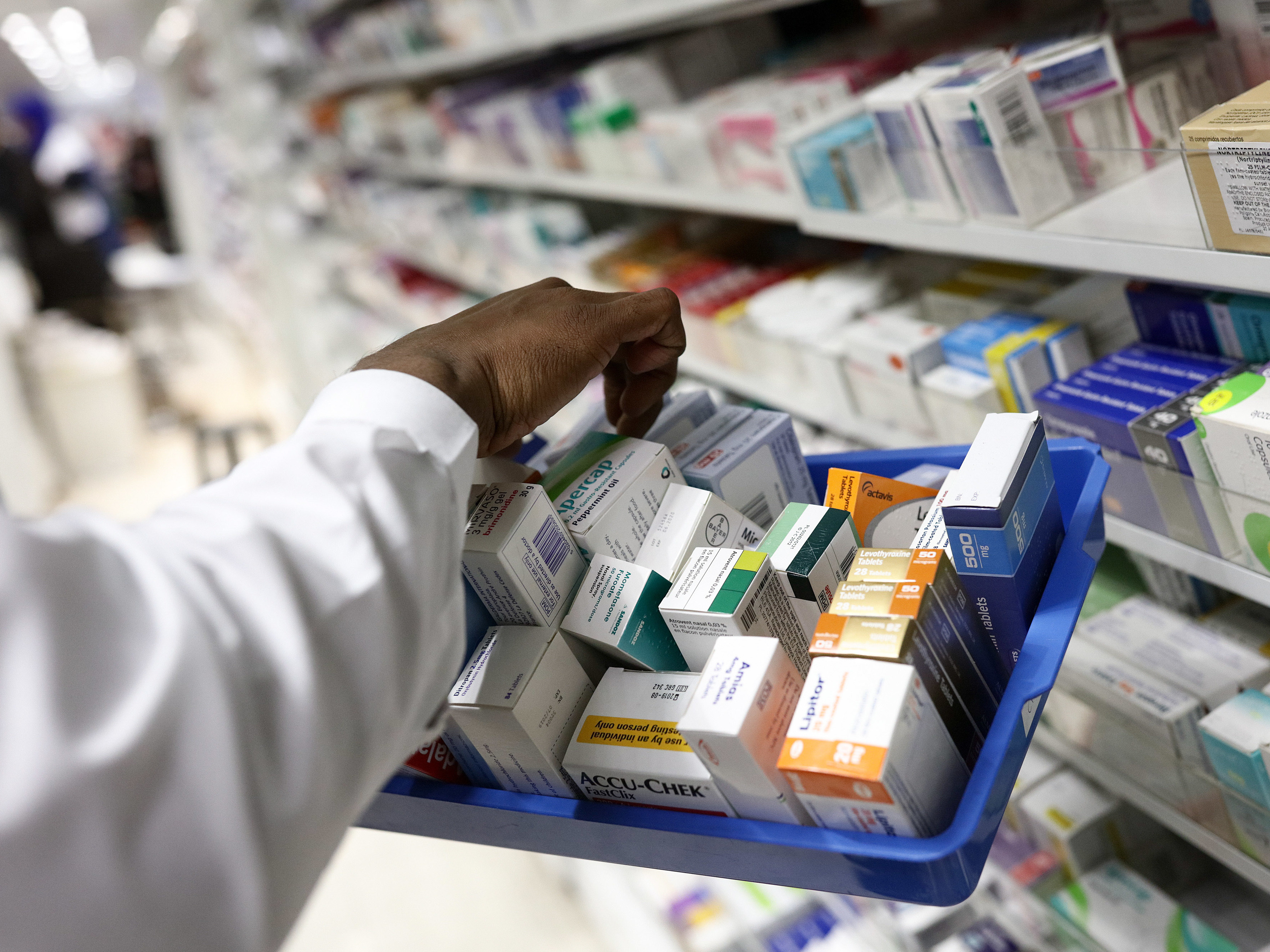 It Will Take More Than Transparency To Reduce Drug Prices, Economists Say