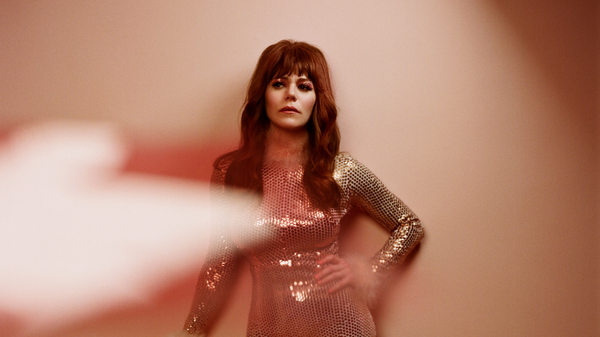 Jenny Lewis returns with On The Line, out now.