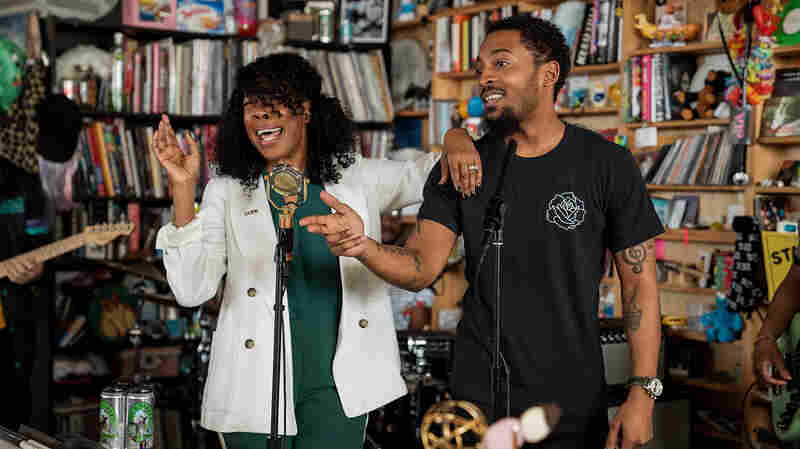 &More (Chill Moody & Donn T): Tiny Desk Concert