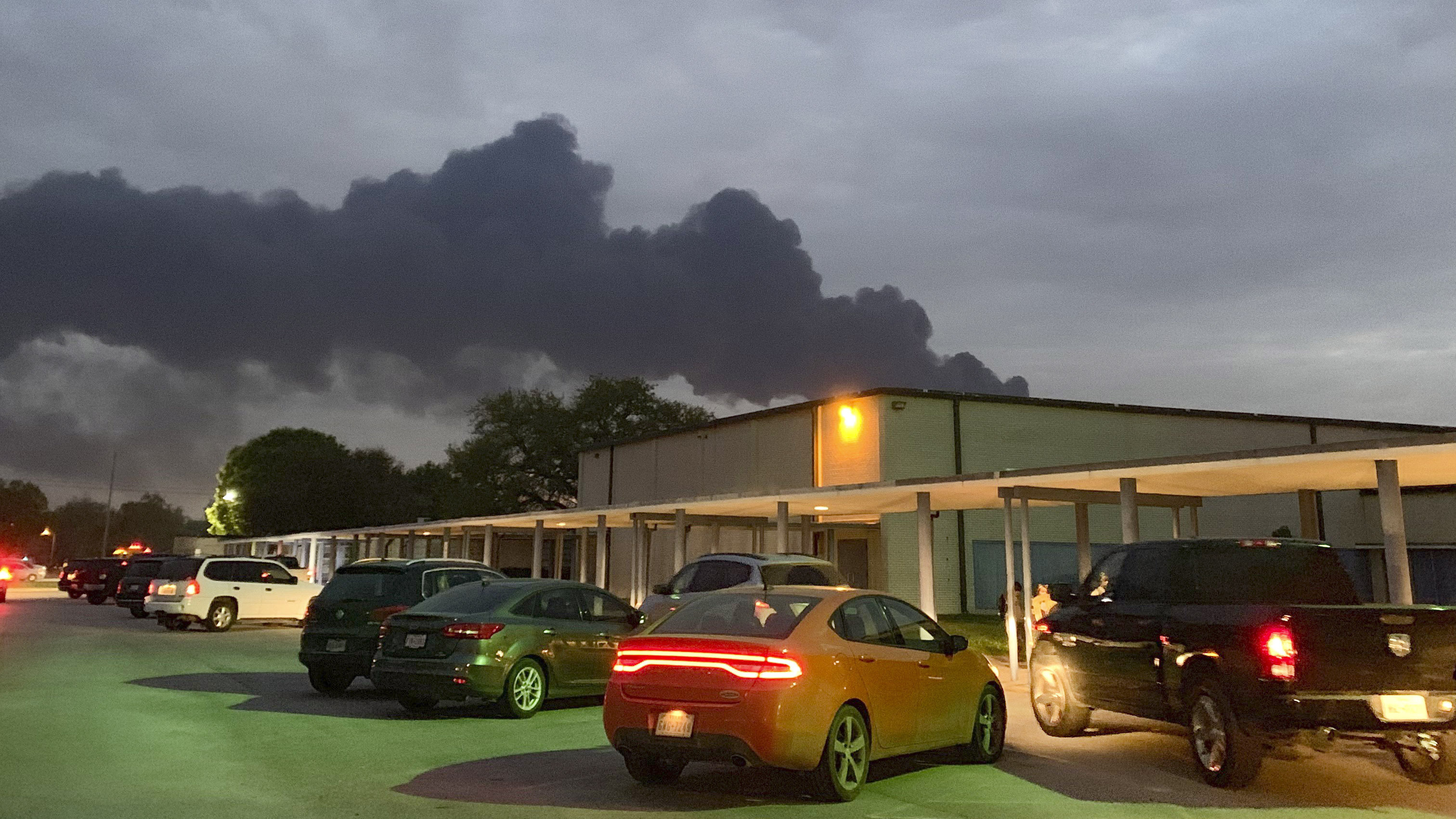 Petrochemical Fire Reignites At Houston-Area Fuel Storage Facility