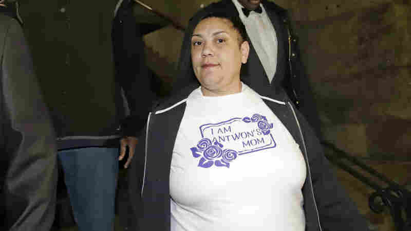 Jury Acquits White Former Police Officer In Fatal Shooting Of Unarmed Black Teen