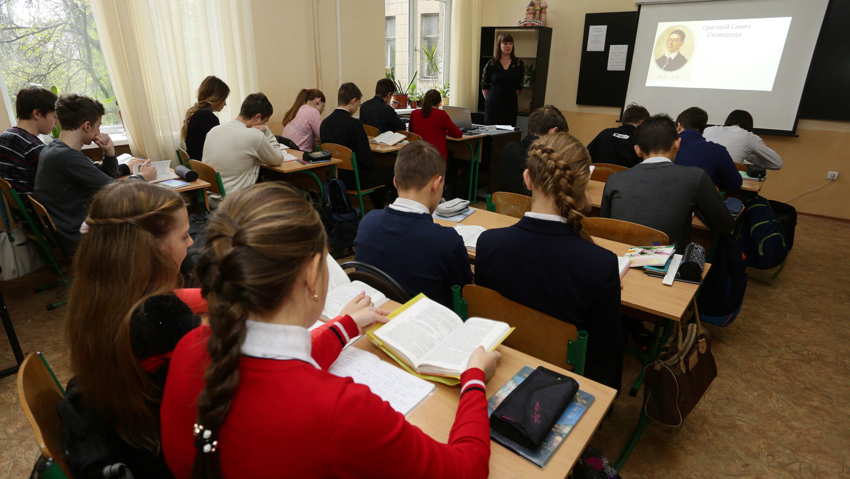 npr.org - Sasha Ingber - Students In Ukraine Learn How To Spot Fake Stories, Propaganda And Hate Speech