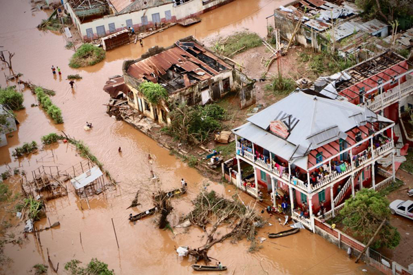 As the floodwaters from Cyclone Idai have started to recede, the death toll has risen to more than 600 across southeastern Africa and is expected to continue rising.