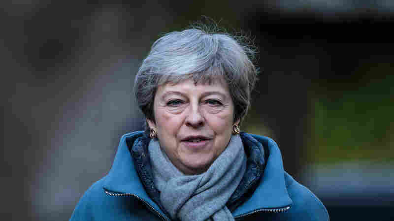 British Prime Minister Theresa May Faces New Pressure To Quit As Brexit Deadline Looms