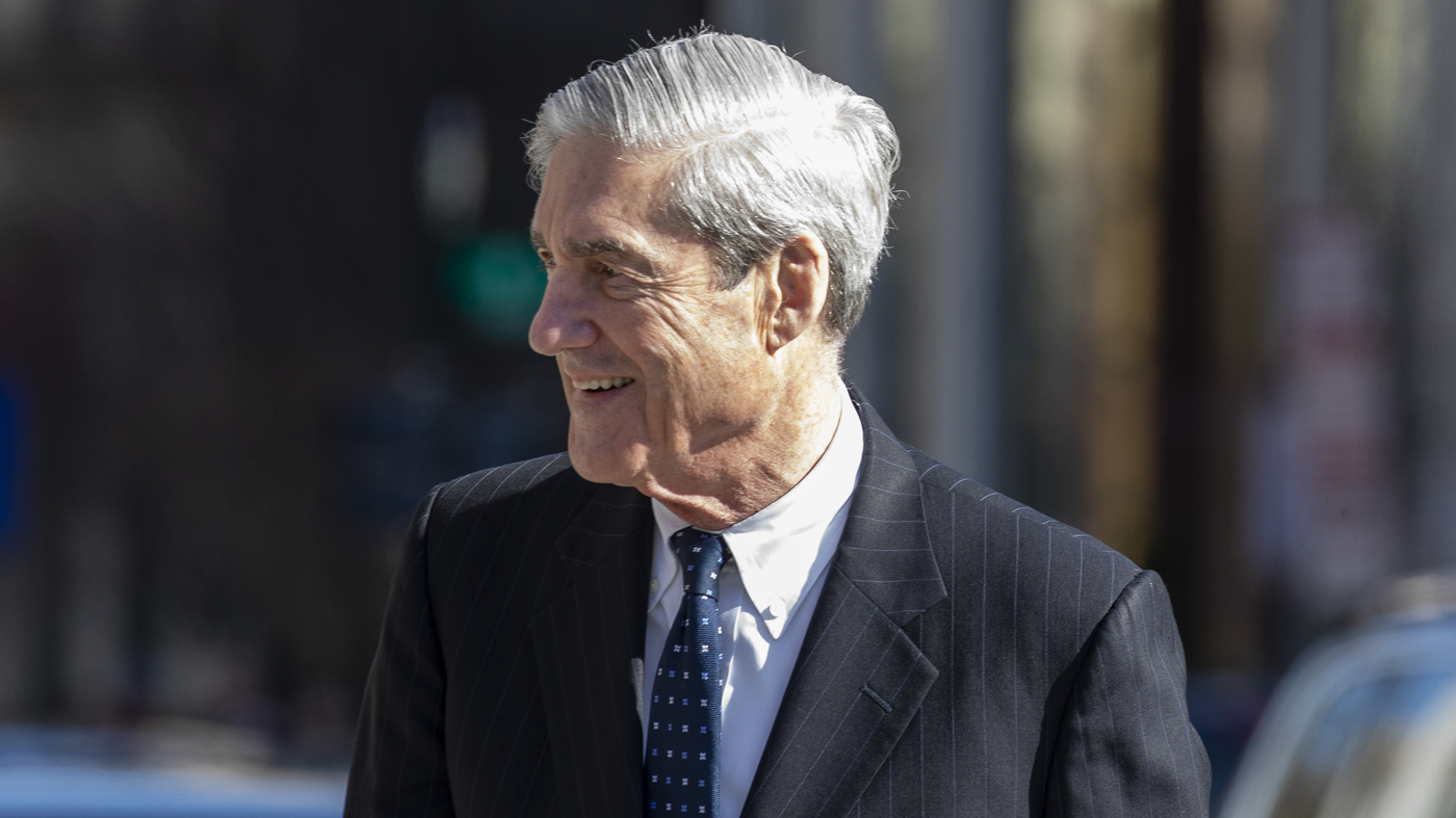 READ: The Justice Department's Summary Of The Mueller Report