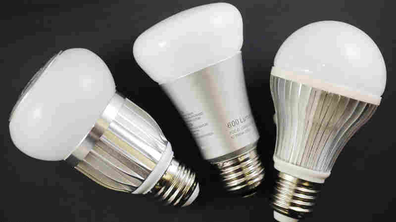 Trump Administration Flips Switch On Energy Efficient Light Bulbs