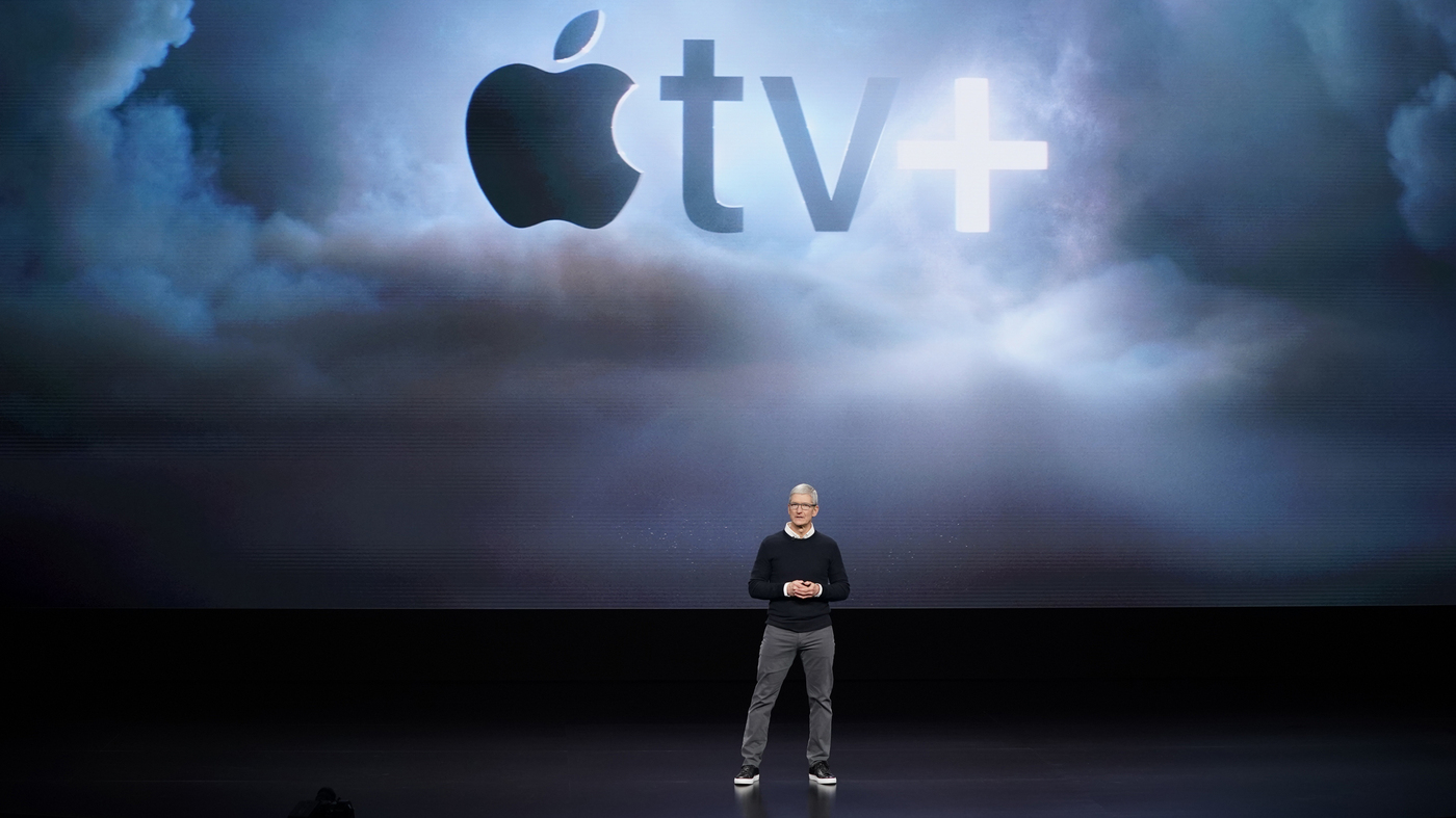 Apple Announces Streaming Video, Payment Card And News ... - photo#44