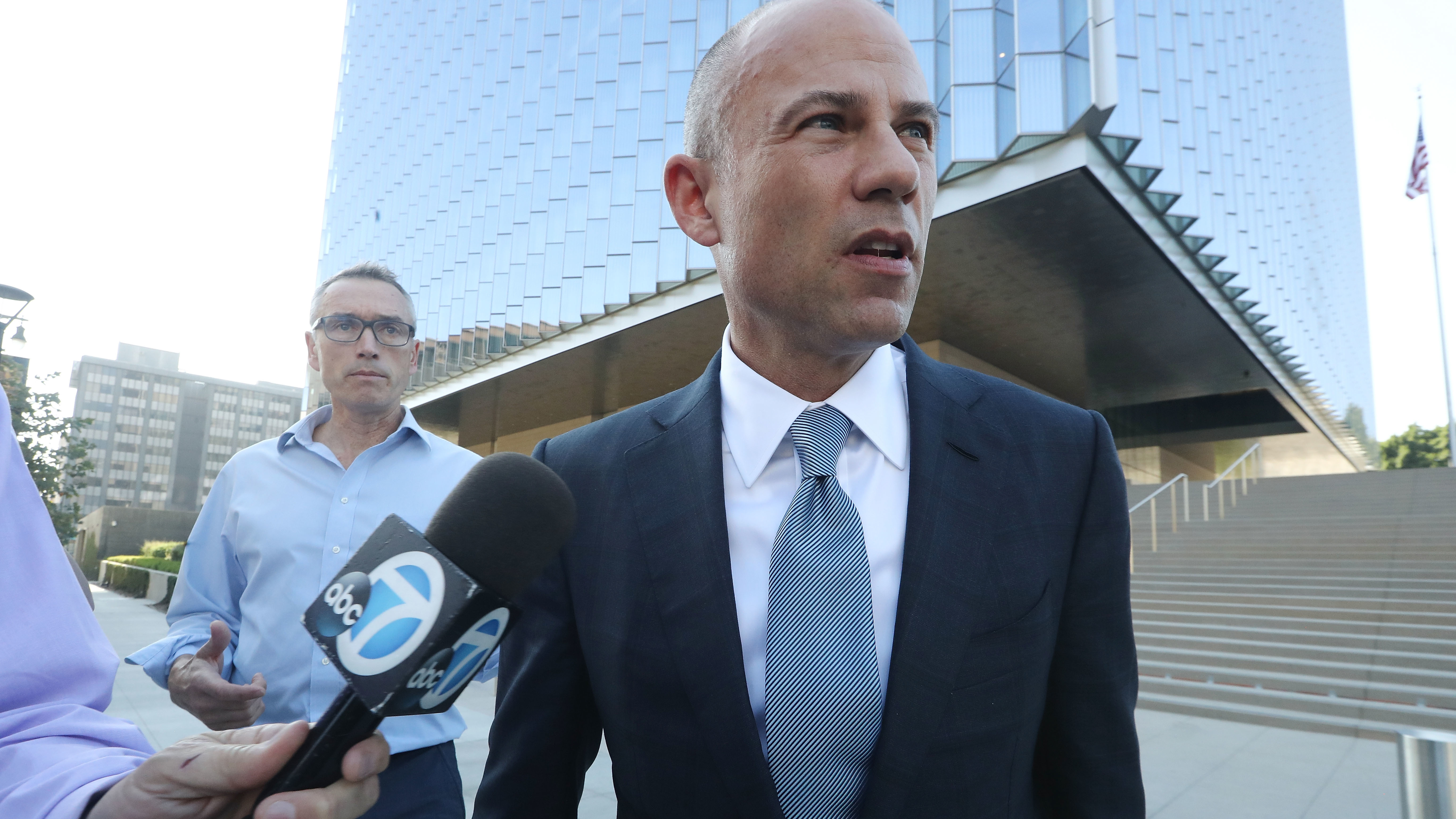 npr.org - Carrie Johnson - Attorney Michael Avenatti, Sometime Scourge To Trump, Now Faces Federal Charges