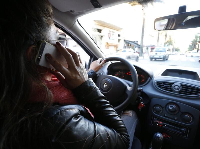 Why Pedestrian Deaths Are At A 30-Year High : NPR