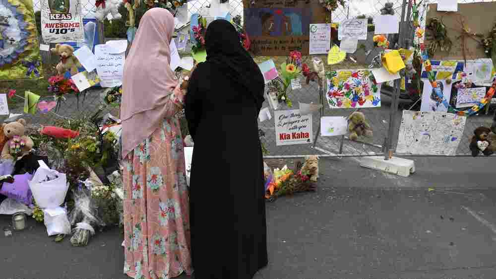 Author Says New Zealand Massacre Points To A Global Resurgence Of 'Extremism'