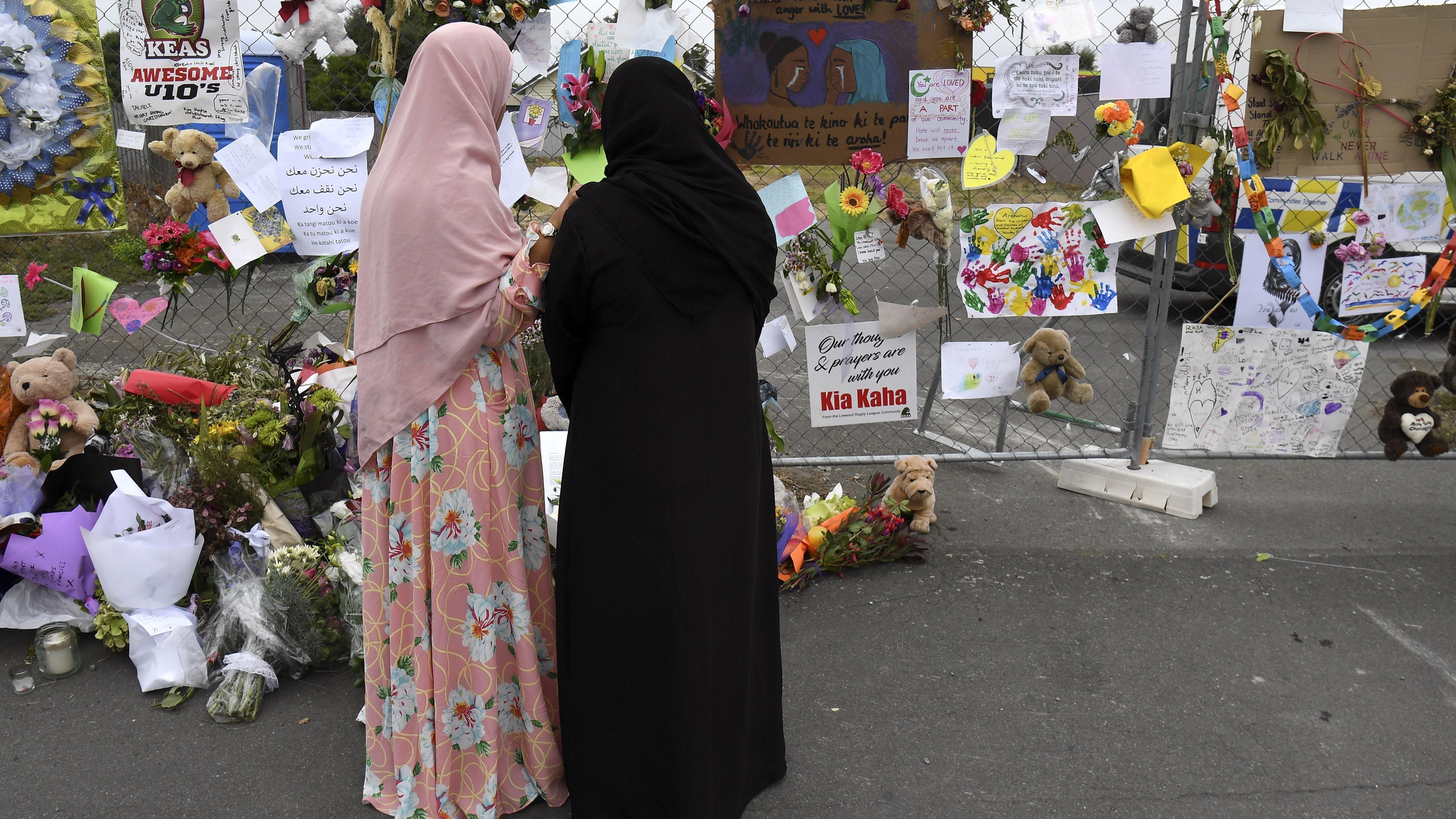 Author Says New Zealand Massacre Points To A Global Resurgence Of 'Extremism'