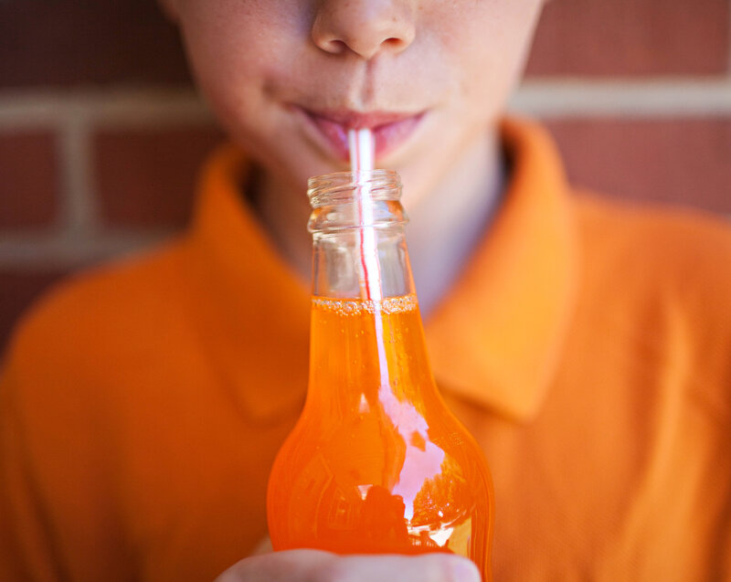 To Curb Kids' Sugary Drink Habits, Pediatricians Now Call