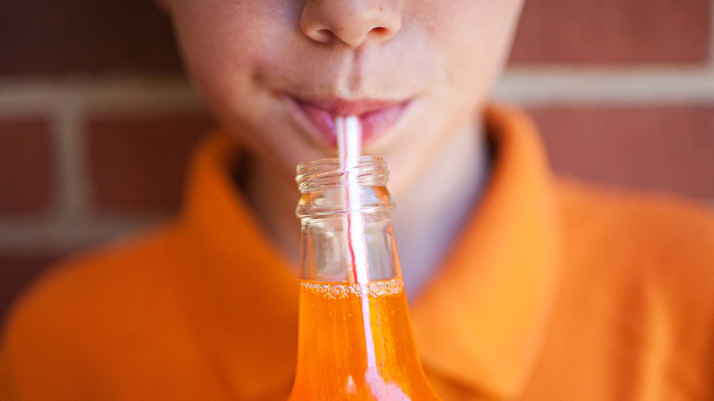 To Curb Kids' Sugary Drink Habits, Pediatricians Now Call For Soda Taxes - NPR