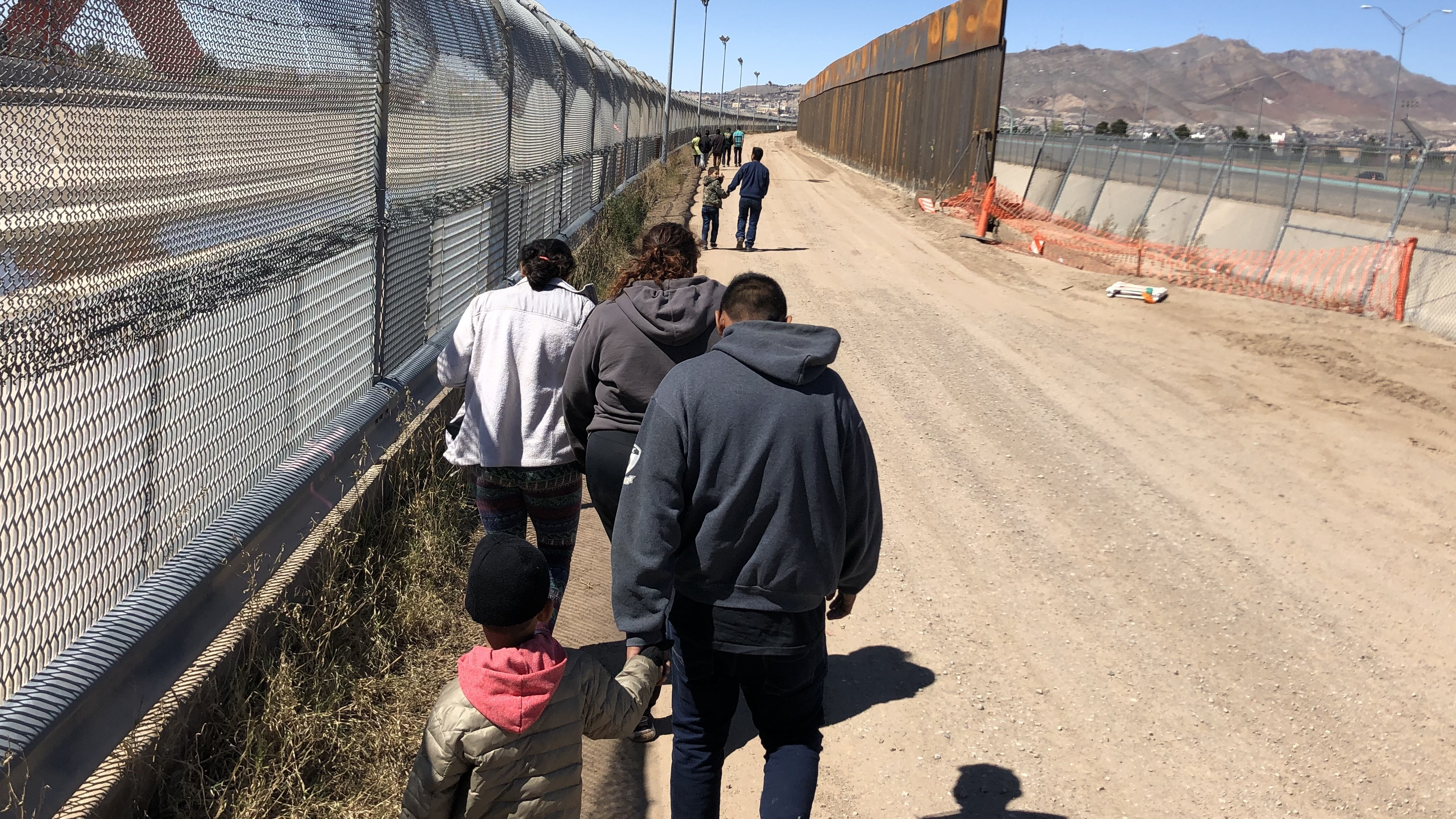 A Surge Of Migrants Strains Border Patrol As El Paso Becomes Latest Hot Spot