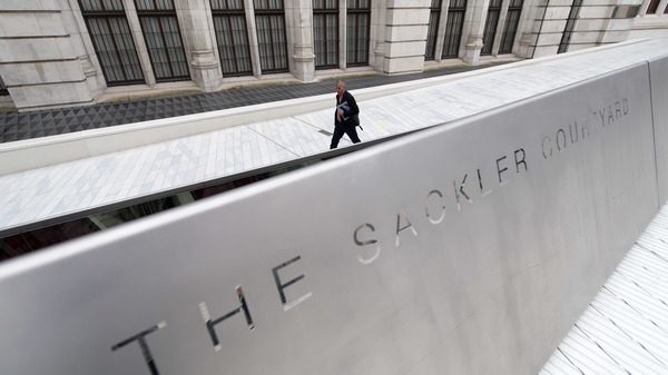 Sackler Family Suspends Philanthropic Giving To U.K. Museums