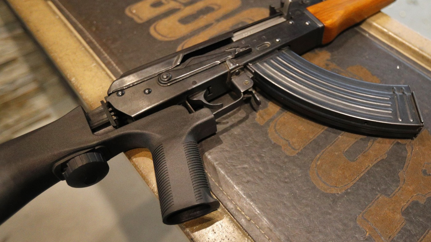 Bump Stock Ban Takes Effect As Gun Rights Groups Ask Supreme Court For Delay