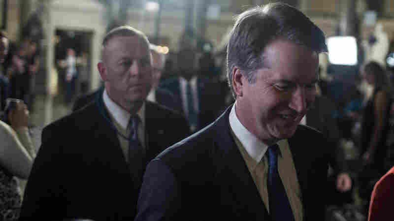 Kavanaugh Seems Conflicted On Partisan Gerrymandering At Supreme Court Arguments
