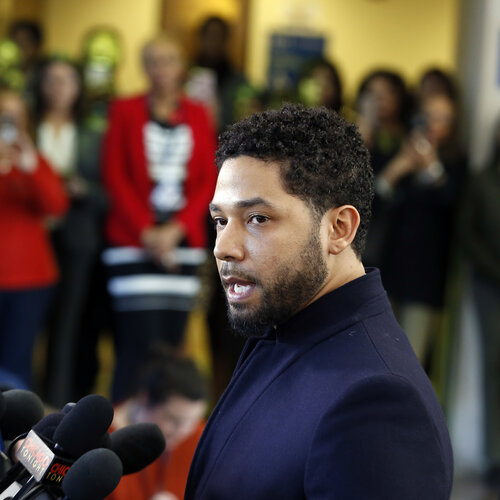 Prosecutors Drop Smollett Charges In Move Decried As 'Whitewash Of Justice'