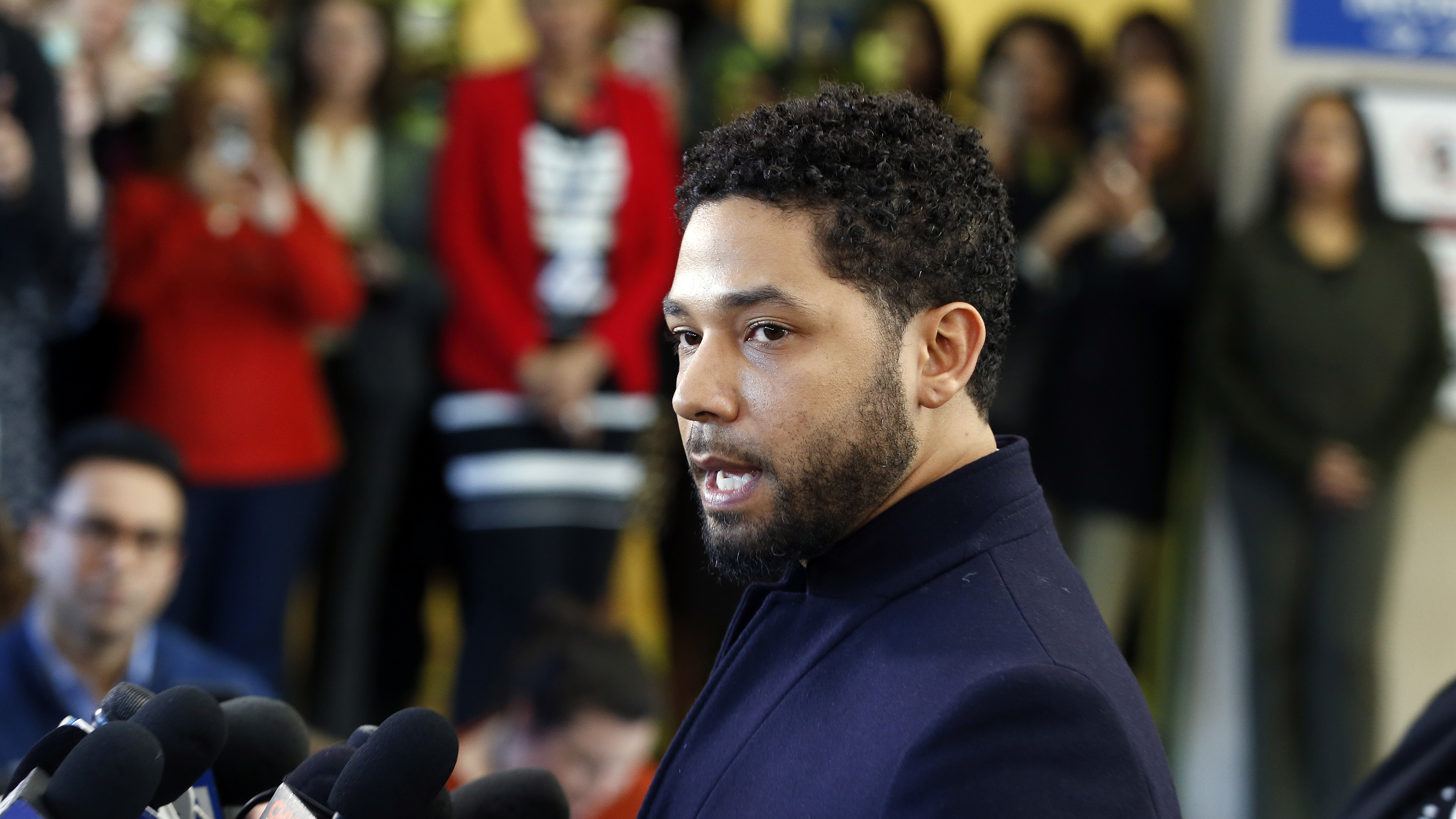 Prosecutors Drop Charges Against 'Empire' Actor Jussie Smollett, Angering Police