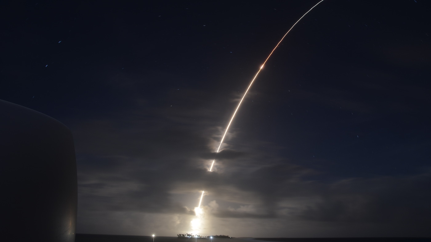 Missile Defense Agency Claims Successful Warhead Intercept