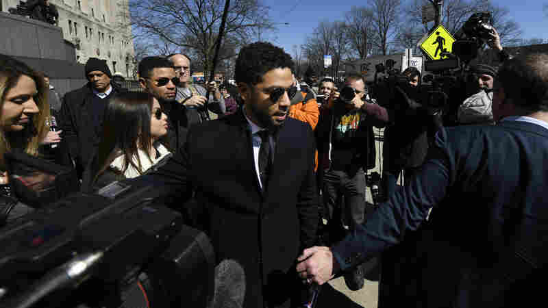 Making Sense Of The Smollett Legal Drama: What's Going On Here?