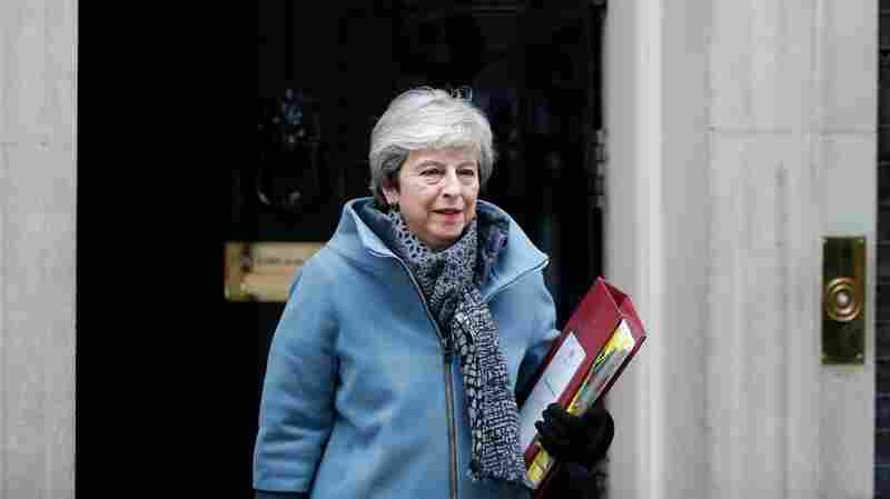 Theresa May Agrees To Quit If Brexit Deal Passes In U.K. Parliament