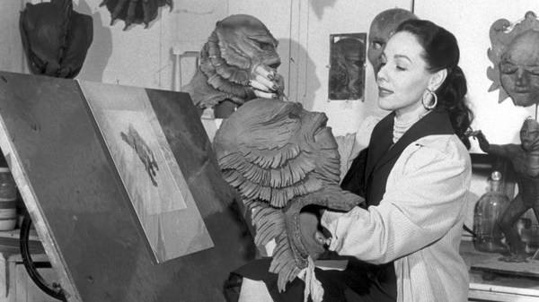 The Forgotten Woman Who Designed The Creature From The Black Lagoon