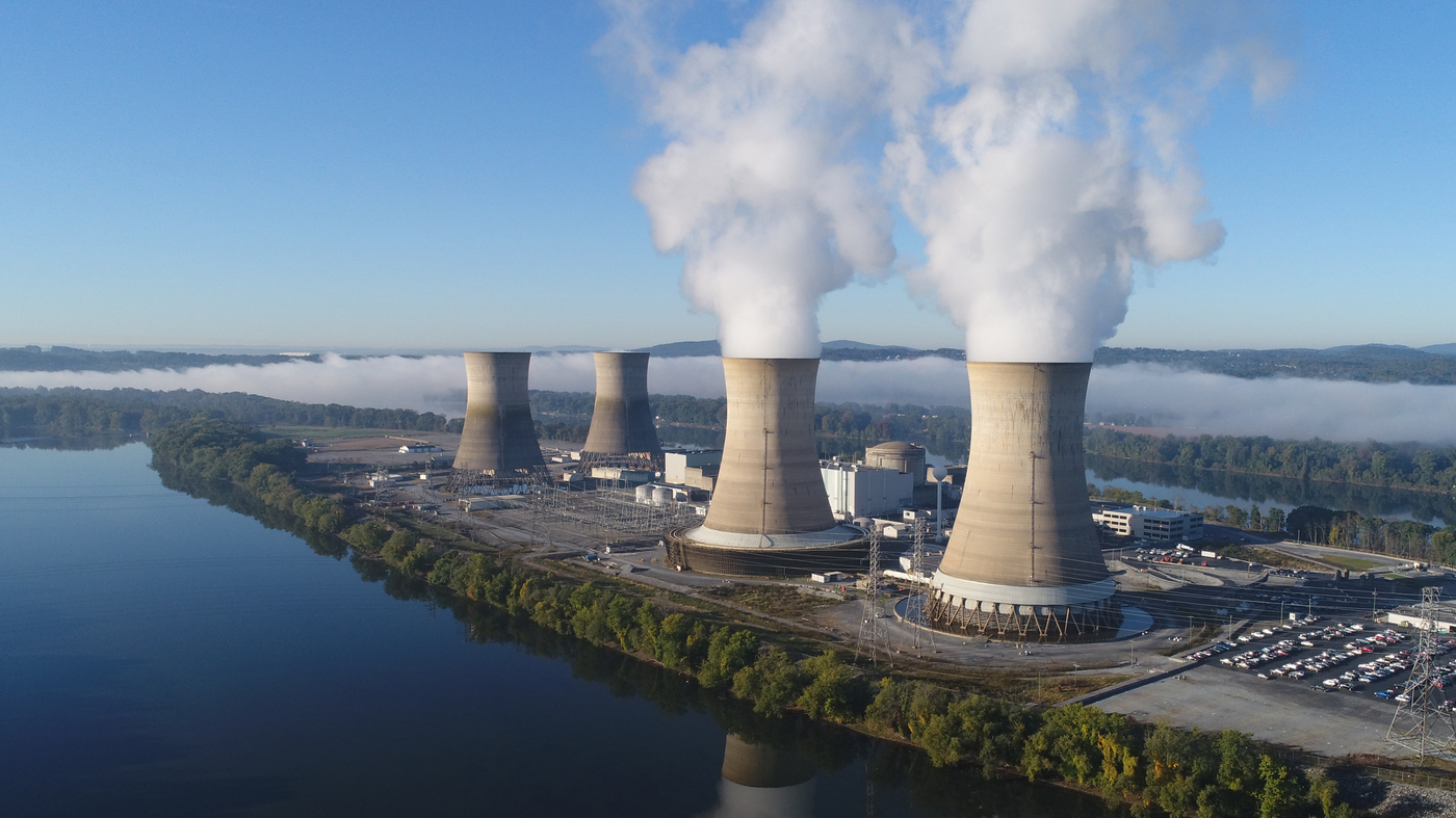40 Years After Nation's Worst Nuclear Accident, A Push To
