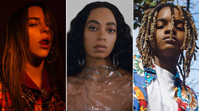 b1ebfcafaf9 Monthly Music Report  The 10 Best New Albums We Heard In March
