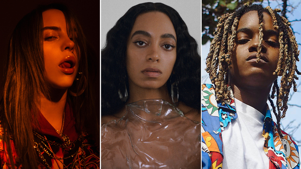 Billie Eilish, Solange and Koffee released some of the best full-lengths in March.