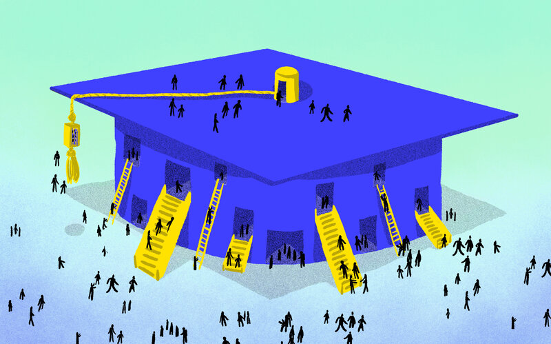 As Colleges Educate Players On >> Top Colleges Aren T What You Think Npr