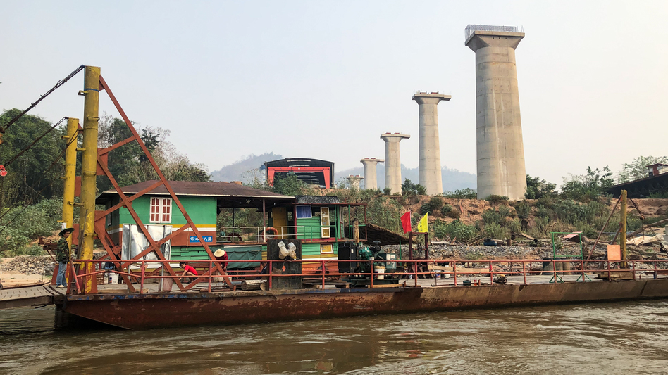 As a direct neighbor with ample access to the critical Mekong River, China sees Laos as a vital link. The China-Laos railway is part of a line that will eventually extend from Kunming, the Yunnan provincial capital, south to Singapore.