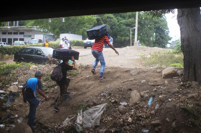 Many Venezuelans Who Fled Are Eager To Oust Nicolás Maduro : NPR