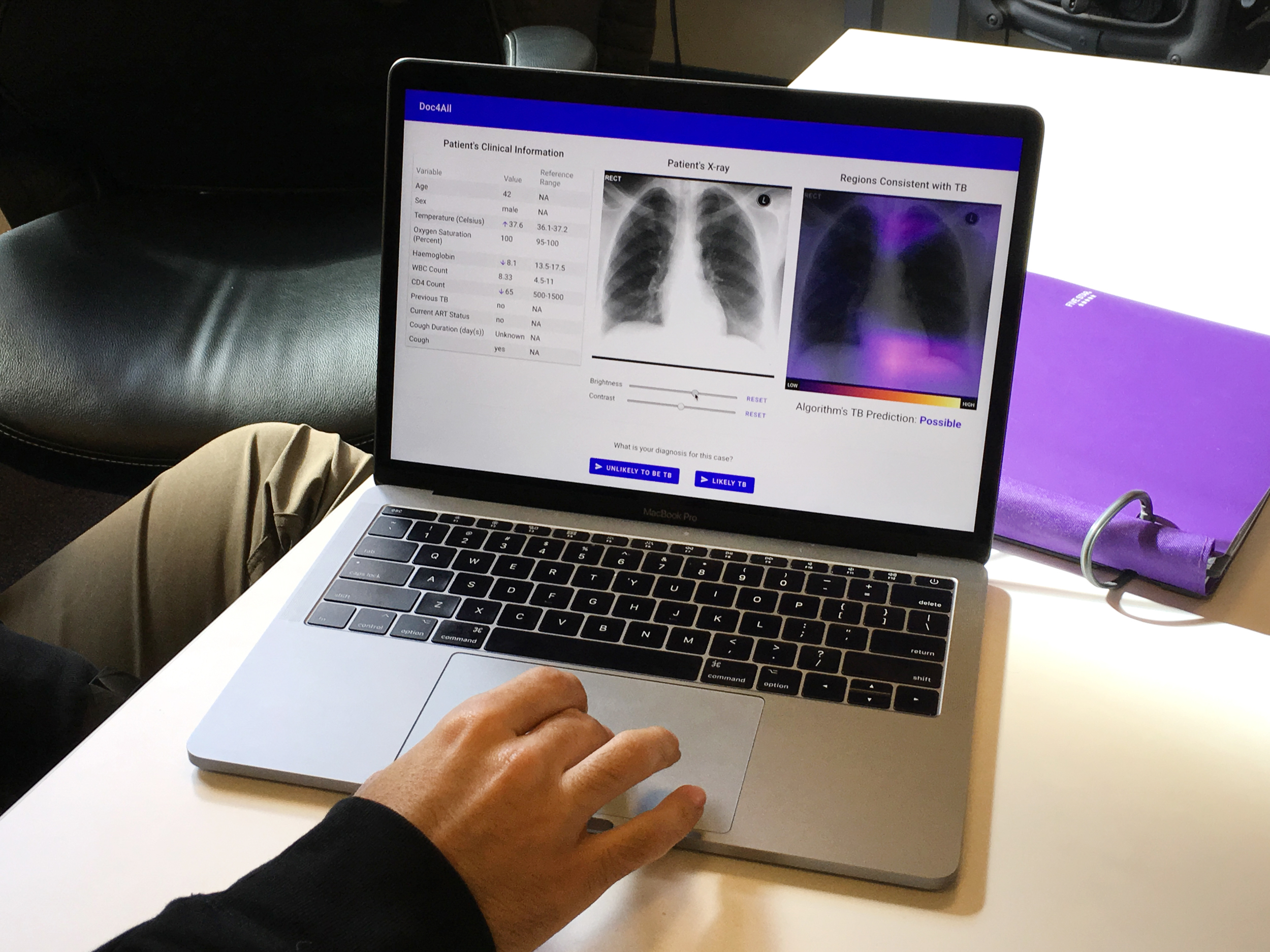 How Can Doctors Be Sure A Self-Taught Computer Is Making The