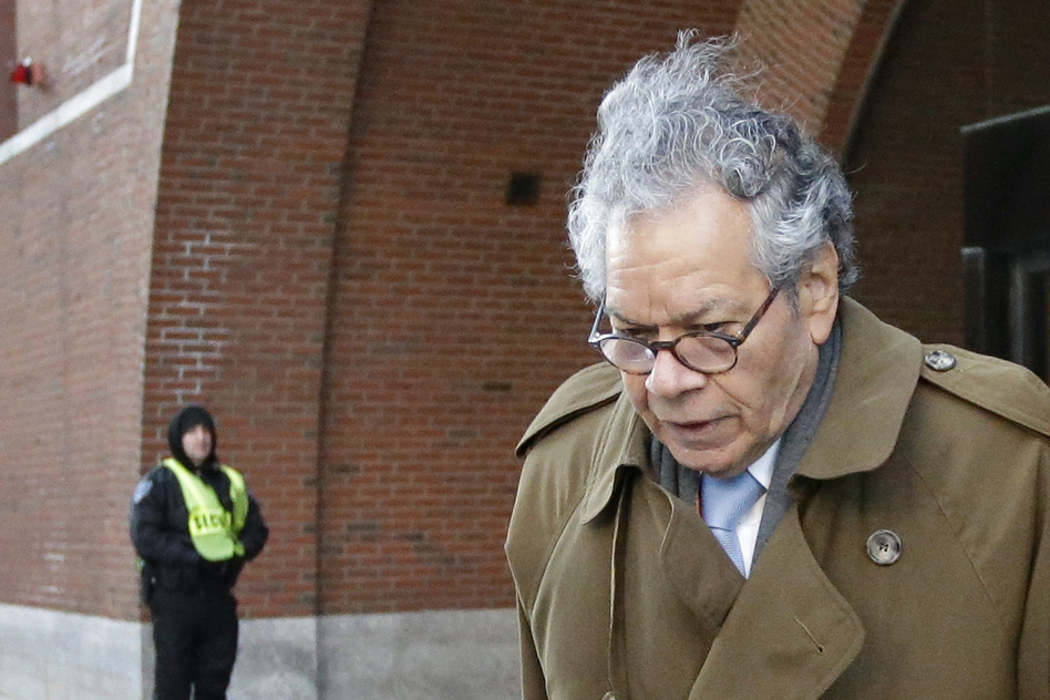 Insys Therapeutics founder John Kapoor and his co-defendants are accused of racketeering, a charge often applied to drug kingpins and mafia bosses. (Steven Senne/AP)
