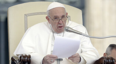 Pope Francis issues apostolic letter