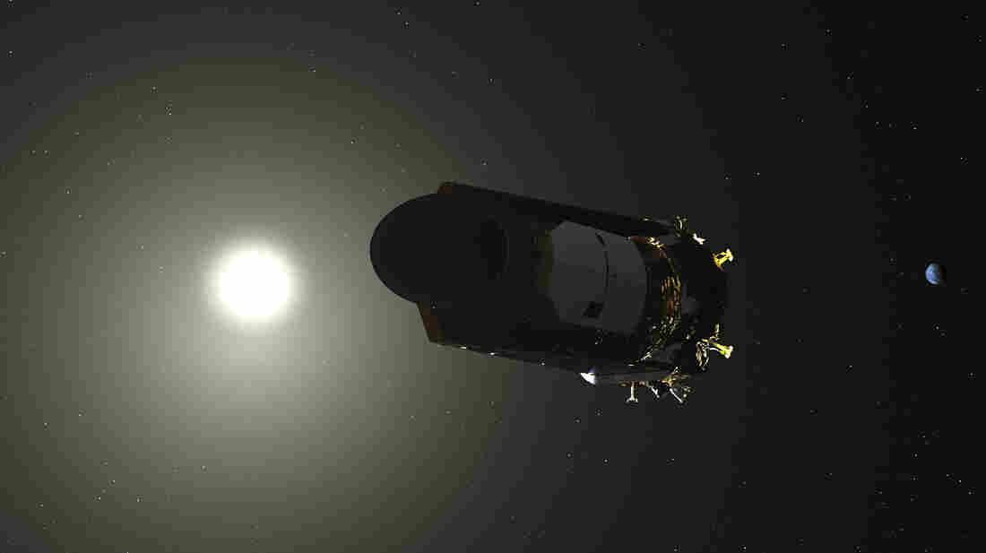 kepler spacecraft location - 1100×617