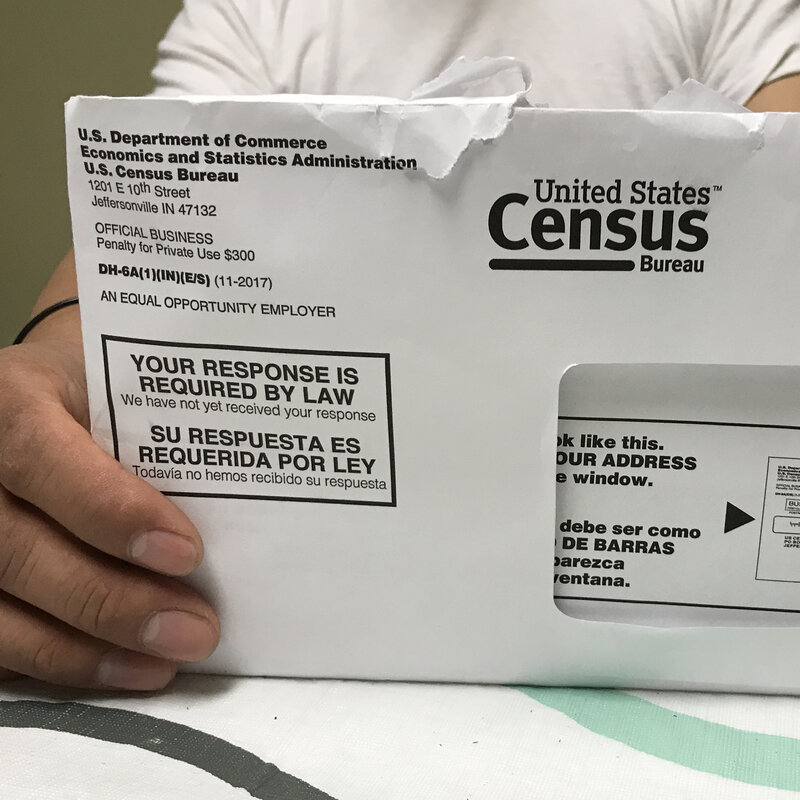 2020 Census Citizenship Question Plans Halted By Maryland